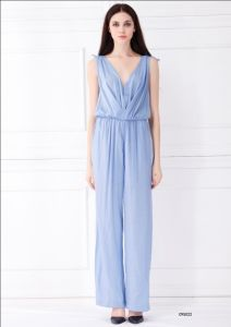 Hot Sell Popular Fashion Style Jumpsuit for Women (C95022)