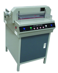Digital Control Paper Guillotine Machine (450V+) pictures & photos