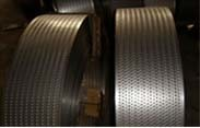 High Quality Perforated Metal Belt Mesh pictures & photos