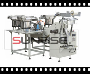Automatic Screw Counting and Packing Machine Made in China (Lsj-180)