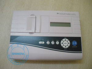 Single Channel Electrocardiograph (ECG-10) pictures & photos