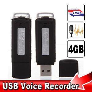 USB Voice Recorder Mini Portable Sound Audio Recorder 150 Hours Wav pictures & photos