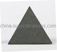 Triangle CVD Polycrystalline Diamond Sheet