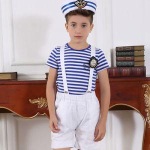 Cute Sailor School Uniform/Customized Middle School Uniform pictures & photos