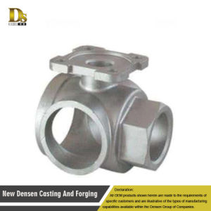 OEM High Quality Ductile Iron Sand Casting pictures & photos