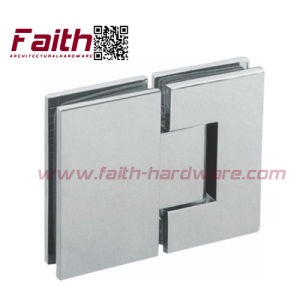 180 Degree Durable Stainless Steel Glass Shower Hinge (SHS. 180. BR) pictures & photos