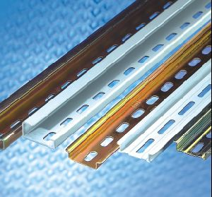 Steel, Aluminum Material DIN Rail pictures & photos