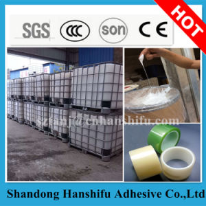 High Quality Pressure Sensitive Adhesive Acrylic Water Based Glue pictures & photos