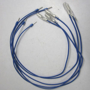 Wire Harness with Terminals Included, Custom Length and Colors pictures & photos