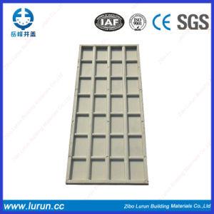 Square Fiber Glass Manhole Cover SGS En124 pictures & photos