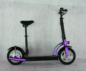 300 W Foldable Electric City Scooters with Lithium Battery pictures & photos