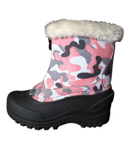 Ladies′ Winter Bean Boots pictures & photos