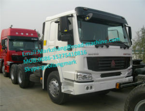 Sinotruck HOWO 6X4 336/371/420 HP Tractor Truck Prime Mover pictures & photos
