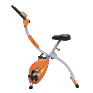 Magnetic Folding Home Fitness X-Bike for Teenagers with LCD Display