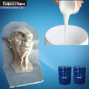 Low Shrinkage RTV-2 Liquid Silicone for Concrete Moulds pictures & photos