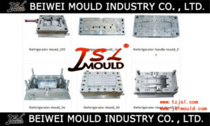 OEM Custom Injection Plastic Refrigerator Parts Mould pictures & photos