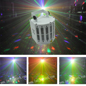 Butterfly LED Laser Derby Light pictures & photos