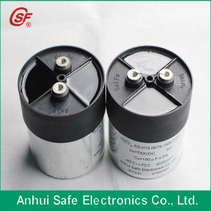 Film Filling Resin Filled DC Link Capacitor pictures & photos