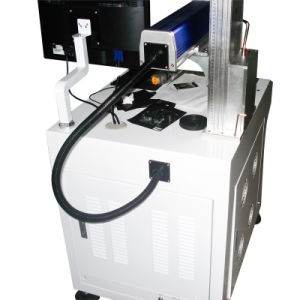 Metal Marking Laser Engraving Machine