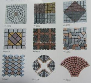 Granite Stair, Cube Stone, Gardon Paving Stone (Grey, Red, Yellow) pictures & photos