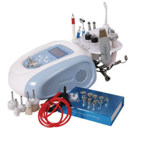 Q09 9 in 1 Multifunction Microdermabrasion Anti-Ageing Skin Care Machine Diamond Machinery pictures & photos