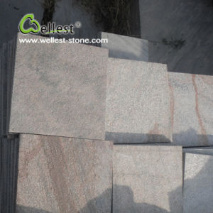 Flamed Pink Quartzite Paving Stone pictures & photos