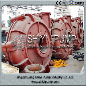 High Chrome Centrifugal Slurry Water Treatment Pump Mining Equipment Slurry Spare Parts pictures & photos
