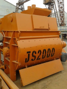 Used Widely Big Concrete Mixer (Js2000) pictures & photos