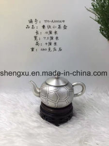 Chinese Popular Silver Using & Artwork Drinking Tea-Pot Sx-S2 pictures & photos