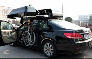 Easy-Operated Wheelchair Roof Topper for Car pictures & photos