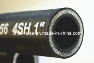 En 856 4sh High Woking Pressure Spiral Hydraulic Flexible Rubber Hose pictures & photos