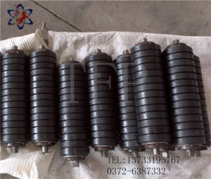 Rubber Roller for Impact Resistance Conveyor Roller System pictures & photos