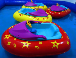Inflatable Battery Boat for Swimming Pool (DNL-E-003)