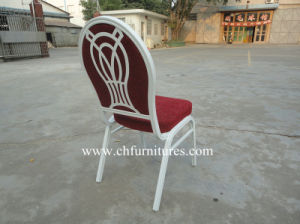 Stacking Aluminum Wedding Banquet Chair (YC-ZL55) pictures & photos