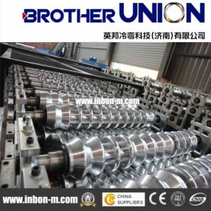 ISO & Ce Certificate Floor Deck Sheet Roll Forming Machine pictures & photos