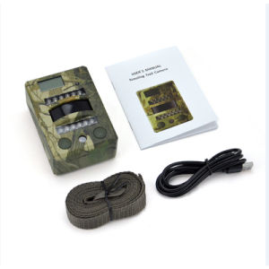 8MP 720p IP54 Waterproof Night Vision Wildlife Hunting Trail Camera pictures & photos