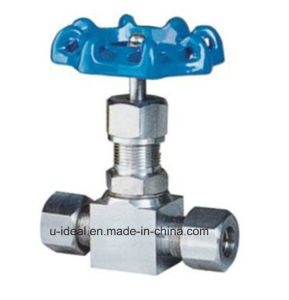 Ferrule Needle Valve-Internal Thread Needle Valve pictures & photos