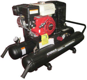 Portable Air Compressor Powered by Honda (BL410) pictures & photos