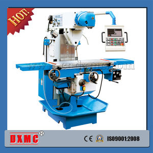 The Best Selling Conventional Milling Machine
