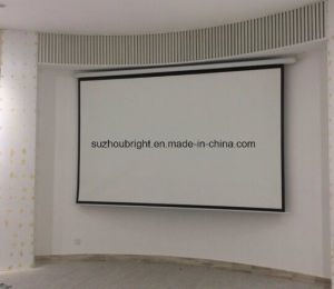 Home Theatre Sound Acoustic Projection Screen pictures & photos