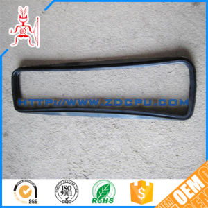 PTFE Teflon Flat Seal Gasket, PTFE Plastic Flat Flange Gasket pictures & photos