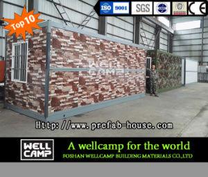 Unique Style Prefab Folding Container House for Sale pictures & photos