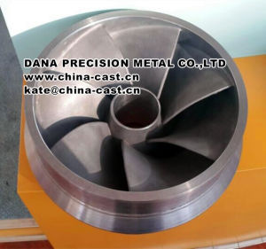 Heat Resistant Precision Investment Castings for Industrial Equipment Parts pictures & photos