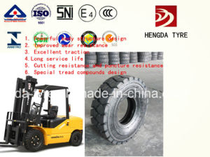 High Quanlity Fork Lift Tyre for Sale (8.25-15) Bias Forklift Tyre