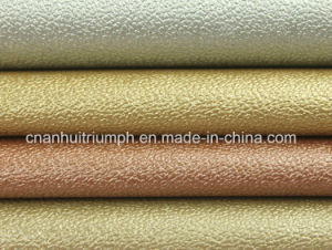 PU Leather for Bags /Shoes pictures & photos