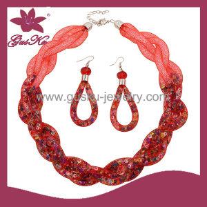 2015 Fsns-038 Popular Fashion Stardust Jewelry Set pictures & photos