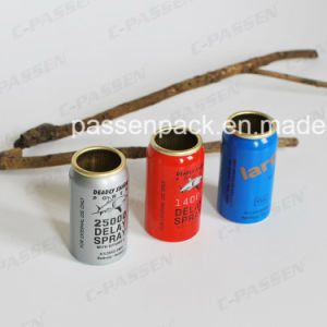 Aluminum Aerosol Container for Medical Spray Packaging (PPC-AAC-032) pictures & photos