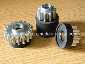 Custom Rubber Bonded to gear parts pictures & photos