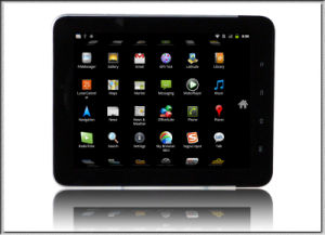 9.7′′ Tablet PC with Dual Camera, GPS, 3G, IPS Screen, Android 2.3 O.S (M-97-CA)