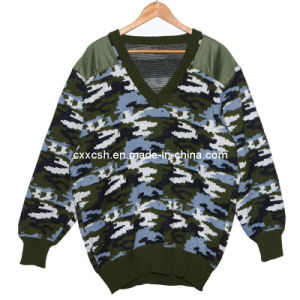 Military Camouflage Pullover pictures & photos